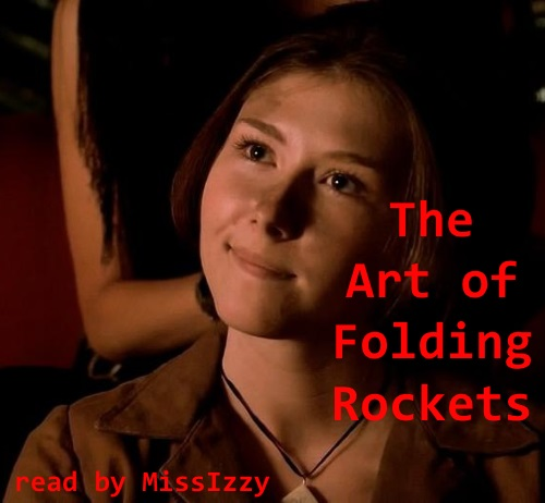 The Art of Folding Rockets Covert Art